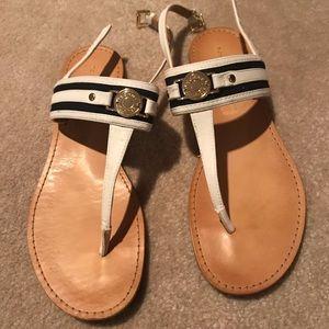 Tommy Hilfiger Sandals size 8